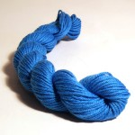 4ply Cotton Skeins - Blue