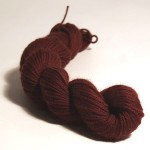 4ply Cotton Skeins - Brown