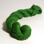 4ply Cotton Skeins - Grass