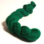 4ply Cotton Skeins - Green