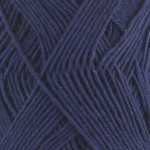 Double Knitting Cotton Balls - Navy