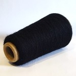 2/16 Weaving Wool - Black