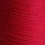 2/16 Weaving Wool - Cherry
