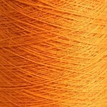 2/16 Weaving Wool - Mandarin