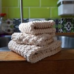 Cotton Washcloth Kit