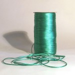 Rat Tail Macrame Cord - Emerald