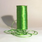 Rat Tail Macrame Cord - Lime