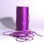 Rat Tail Macrame Cord - Violet