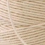 Recycled Cotton Cord Spools - Ecru 8