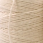 Recycled Cotton Cord Spools - Ecru 6