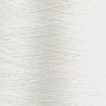 Regency 60/2nm Pure Spun Silk - Bleached White