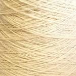 Pure Linen Bleached White - Single
