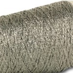 Silver Sparkle Glitter 4ply – 50g