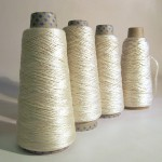 Pure Spun Silk Cones Group