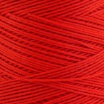 Polyester Cord Spools - Red