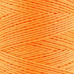 Cones of Polyester Yarn – Fluro Orange