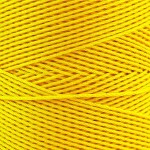 Polyester Yarn Spools - Yellow