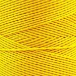 Polyester Yarn Spools - Yellow