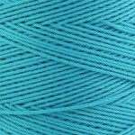Cones of Polyester Cord – Turquoise