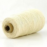 Fine Strong Linen - Bleached White