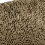 Speckled Shingle Coloured Pure Linen
