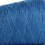 Pure Linen Cones - Azure