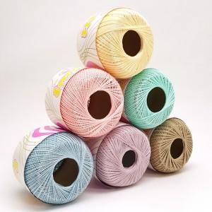 Empress Crochet Cotton Group