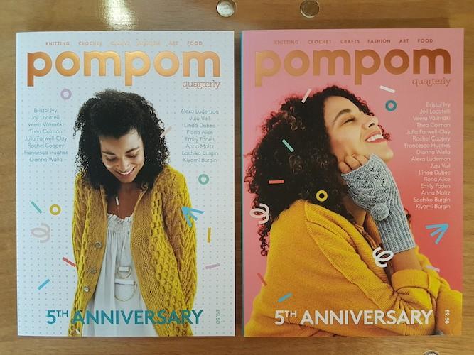 Pom Pom Magazine 21 front cover