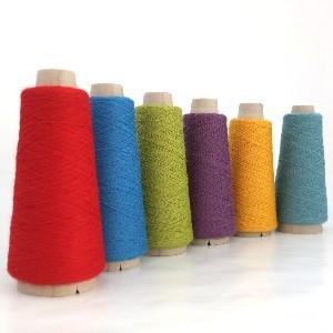 2/16 Weaving Wool Cones
