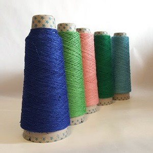 Aura Dyed Single Linen Yarn