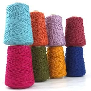 Axminster Coned Rug Wool