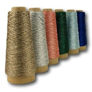 Glitter 4ply Metallic Yarn – 50g Cones