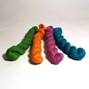 4ply Cotton Skeins - Group