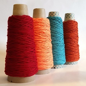 Cones of Polyester Cord